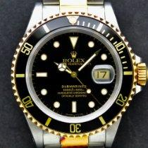 Rolex 16613 Gold/Stahl 1993 Submariner Date 40mm gebraucht