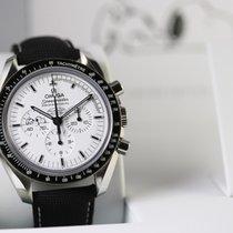 Omega Speedmaster Professional Moonwatch Acier 42mm Blanc Sans chiffres France, Cannes