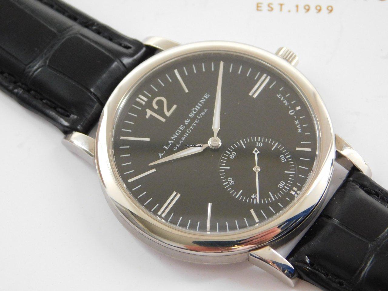A. Lange & Söhne Langematik 301.027 2001 pre-owned