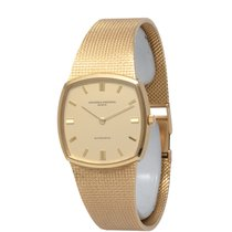 Vacheron Constantin Historiques Yellow gold 31mm Champagne United States of America, New York, Hartsdale