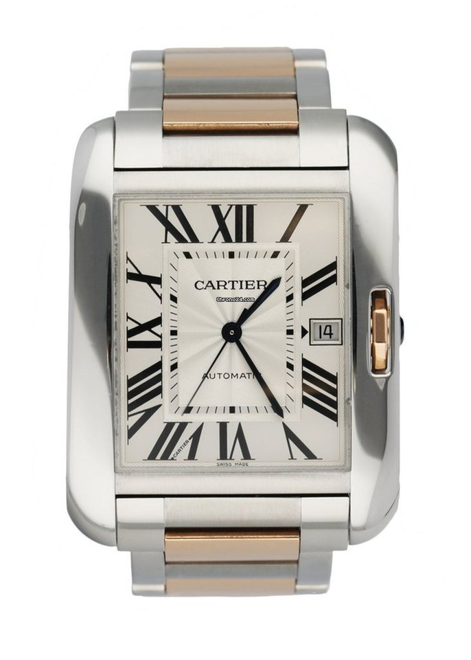 Cartier Tank Anglaise 3507 2016 pre-owned