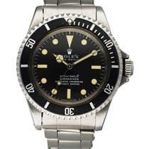 Rolex 5512 Steel 1967 Submariner (No Date) 40mm pre-owned United States of America, New York, New York