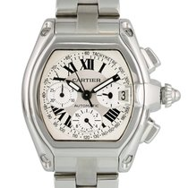 Cartier Roadster Steel 42mm White United States of America, New York, New York
