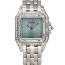 Cartier Panthère White gold 23mm Blue United States of America, New York, New York