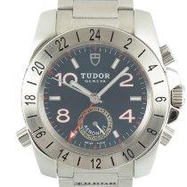 Tudor Sport Aeronaut Steel 40mm Blue
