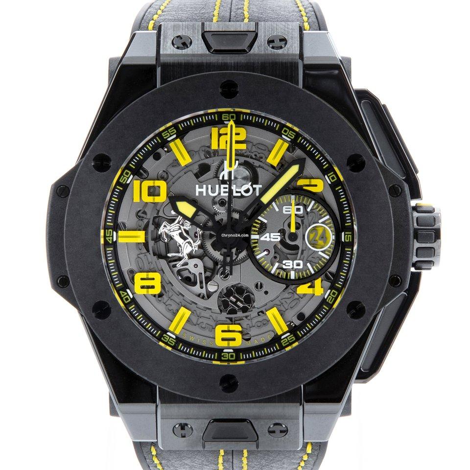 Hublot Big Bang Ferrari 401.CQ.0129.VR 2014 yeni