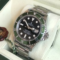 Rolex Steel 40mm Automatic 16610LV pre-owned