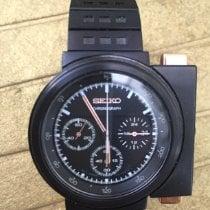 Seiko Spirit Acero 40mm Negro