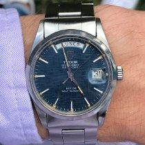 Tudor Prince Date Steel 36mm Blue No numerals United States of America, Texas, Dallas