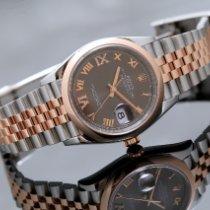 Rolex Datejust Steel 36mm Grey No numerals United Kingdom, Oxford