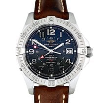Breitling A32350 Steel Colt GMT 40mm pre-owned United States of America, Georgia, Atlanta