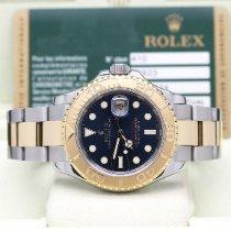 Rolex 16623 Goud/Staal 2007 Yacht-Master 40 40mm tweedehands