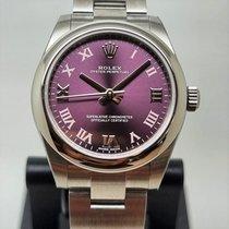 Rolex Oyster Perpetual 31 Acier 31mm Violet France, LYON - Tassin La Demi Lune