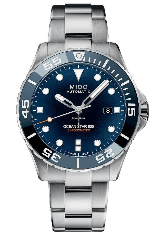 Mido Ocean Star M026.608.11.041.01 2021 nowość