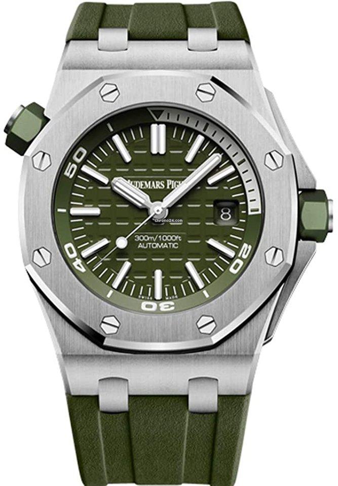 Audemars Piguet Royal Oak Offshore Diver 15720ST.OO.A052CA.01 2021 новые