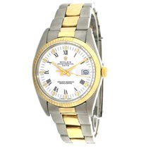 Rolex Oyster Perpetual Date 34mm White Roman numerals United States of America, Virginia, Vienna