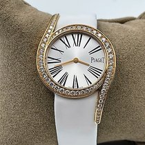 Piaget Limelight Rose gold 32mm Silver Roman numerals United States of America, Texas, Houston