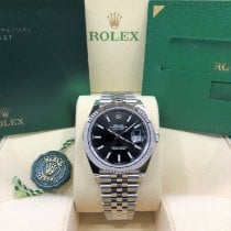 Rolex Datejust Steel 41mm Black No numerals United States of America, Illinois, Springfield