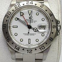 Rolex Explorer II Steel 40mm White No numerals UAE, Sharjah
