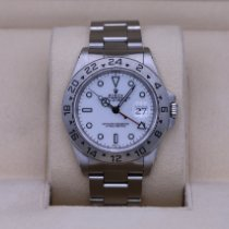 Rolex 16570 Steel 1999 Explorer II 40mm pre-owned United States of America, Tennesse, Nashville