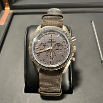 Omega Speedmaster Professional Moonwatch Titanium 42mm Grey No numerals United Kingdom, london