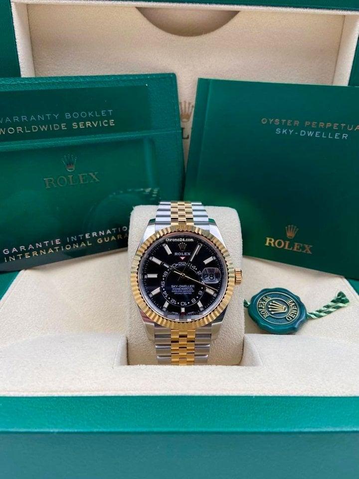 Rolex Sky-Dweller 326933 2021 new