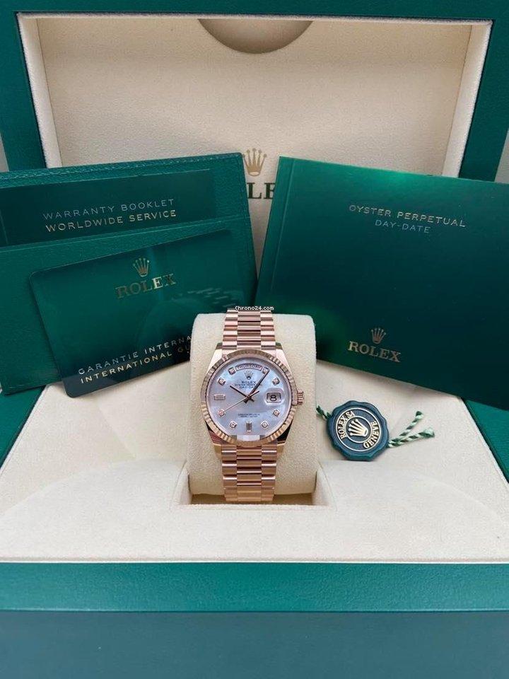 Rolex Day-Date 36 128235 2021 new