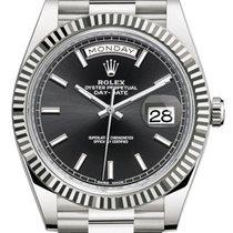 Rolex (ロレックス) 228239 ホワイトゴールド 2020 デイデイト 40 40mm 新品