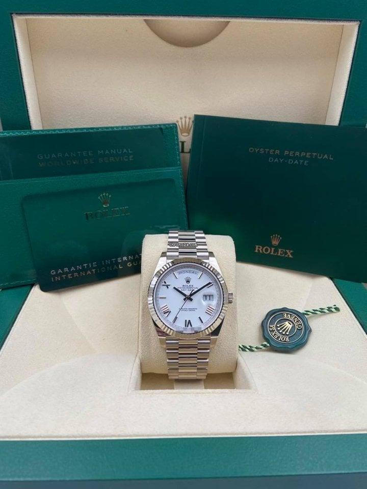 Rolex Day-Date 40 228239 2020 new