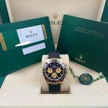 Rolex 116518LN-0039 Geelgoud 2020 Daytona nieuw