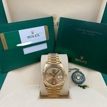 Rolex 228238 Yellow gold 2020 Day-Date 40 40mm new United States of America, New York, New York