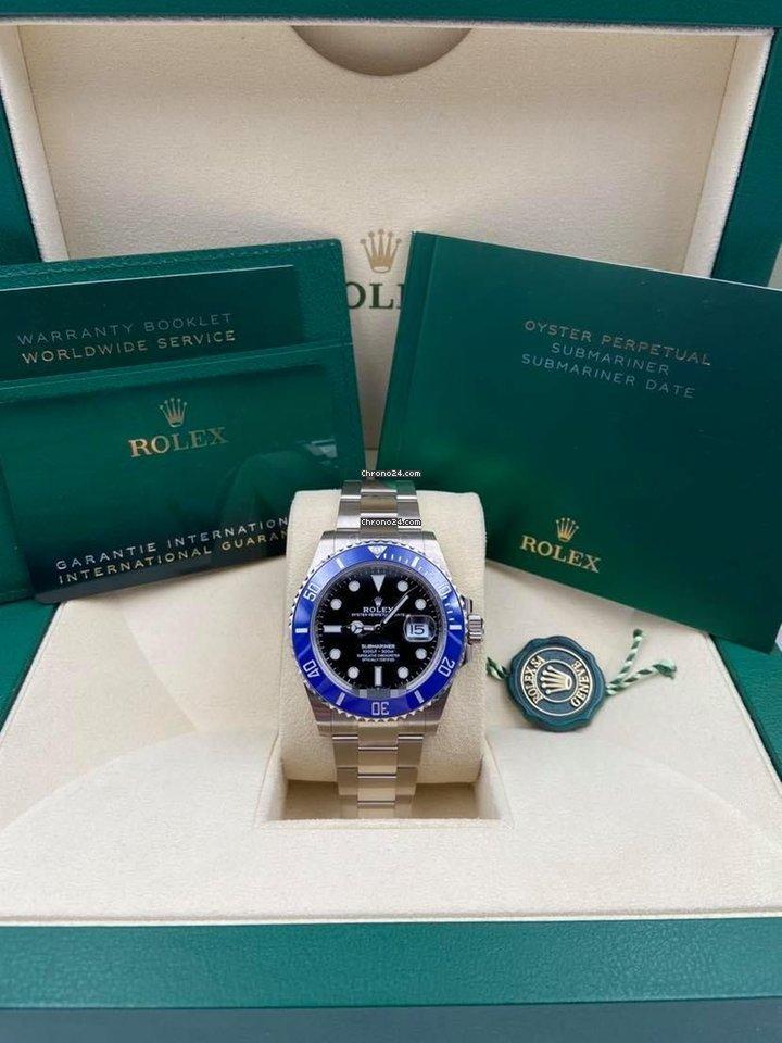 Rolex Submariner Date 126619LB 2021 new