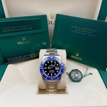 Rolex Submariner Date new 2021 Automatic Watch with original box and original papers 126619LB