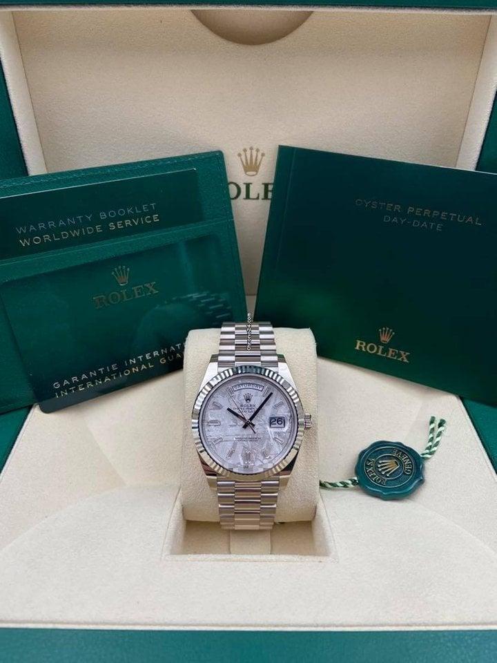 Rolex Day-Date 40 228239-0055 2020 new