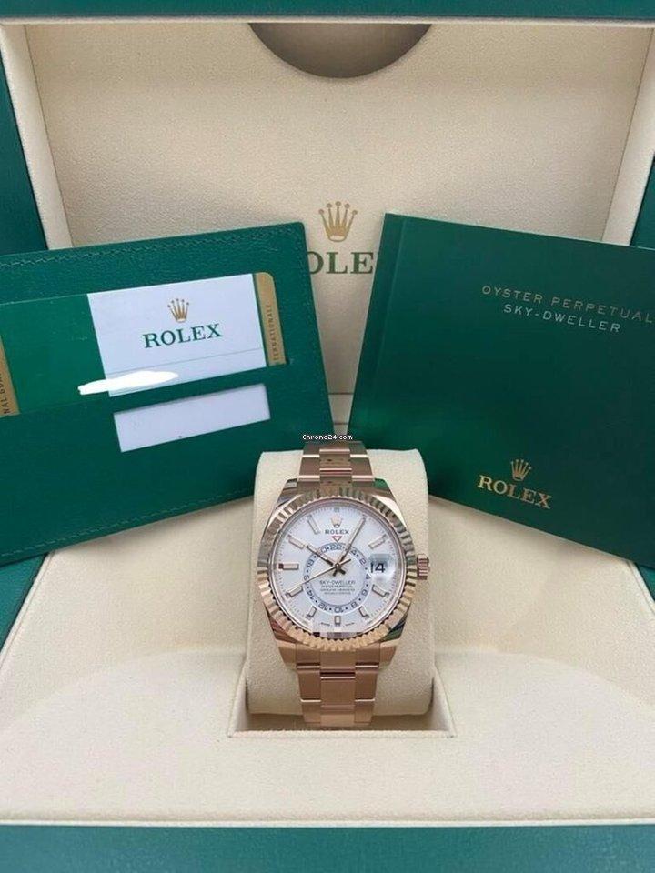 Rolex Sky-Dweller 326935-0005 2020 nov