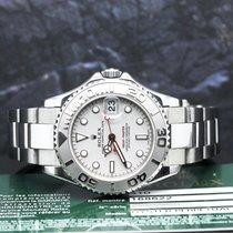 Rolex 168622 Staal 2008 Yacht-Master 35mm tweedehands