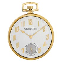Patek Philippe Watch pre-owned 42mm Arabic numerals Manual winding Watch only