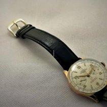 Chronographe Suisse Cie Pозовое золото Механические 36mm подержанные