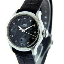 Oris Women's watch Artelier Date 34mm Automatic new Watch only