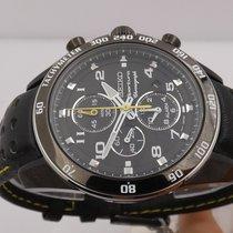 Seiko Sportura new 2021 Quartz Chronograph Watch with original box and original papers 7T62-0KV0