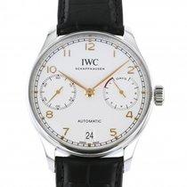 IWC (アイ・ダブリュー・シー) ポルトギーゼ オートマチック 新品 自動巻き 正規のボックスと正規の書類付属の時計 IW500704