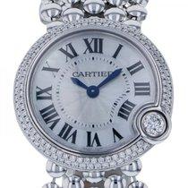 Cartier Ballon Blanc White gold 30mm Silver