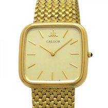Seiko Ouro amarelo Quartzo Prata 28mm usado