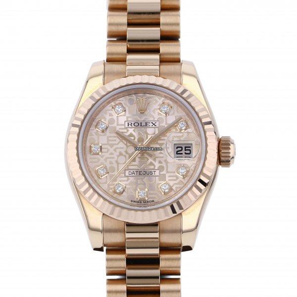Rolex Lady-Datejust 179175G new