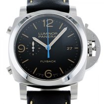 Panerai Luminor 1950 3 Days Chrono Flyback new Automatic Watch with original box and original papers PAM00524