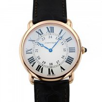 Cartier Ronde Louis Cartier new Manual winding Watch with original box and original papers W6801004