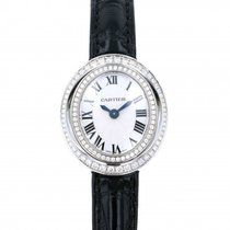 Cartier Hypnose White gold 30mm Silver