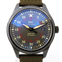 IWC 파일럿 마크 IW324702 신품 세라믹 41mm 자동
