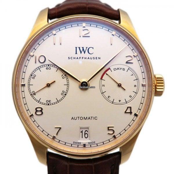 IWC Portugieser Automatik IW500701 neu
