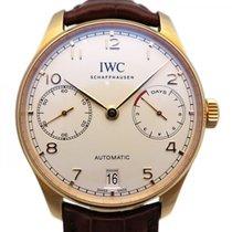 IWC Portuguese Automatic Красное золото 42mm Cеребро
